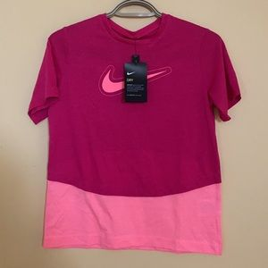 Nike dri-fit trophy training top